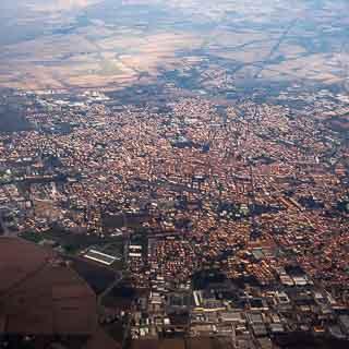 Luftaufnahme Vigevano