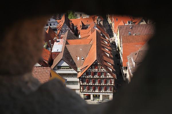 Fachwerkhaus in Tübingen