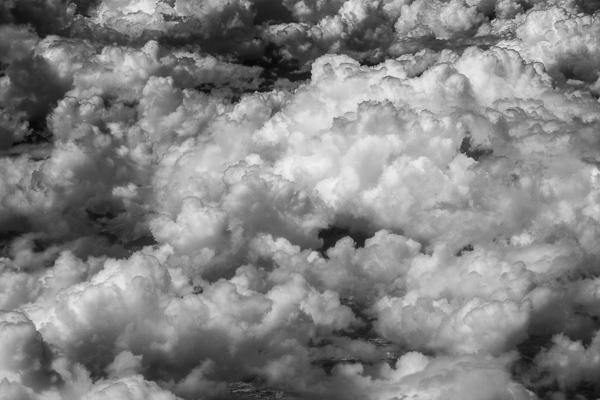 Wolken, infrarot