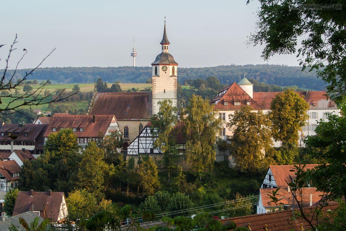 view of Waldenbuch