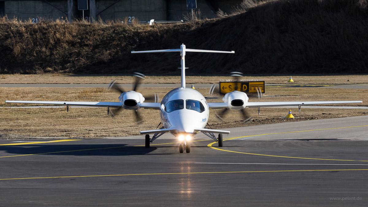 D-IKSI | Piaggio P-180 Avanti II