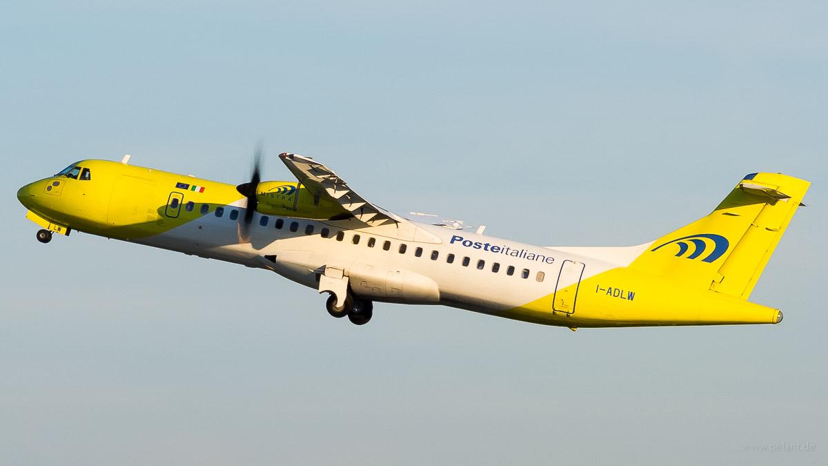 I-ADLW Mistral Air ATR 72