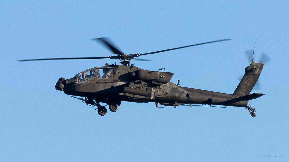 USAF, -Army etc. | Boeing AH-64 Apache