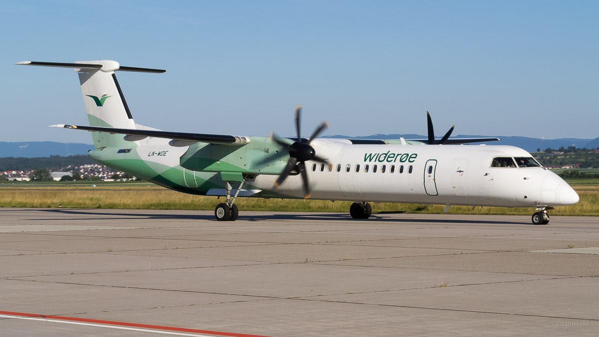 LN-WDE | Widerøe | Dash 8Q-400