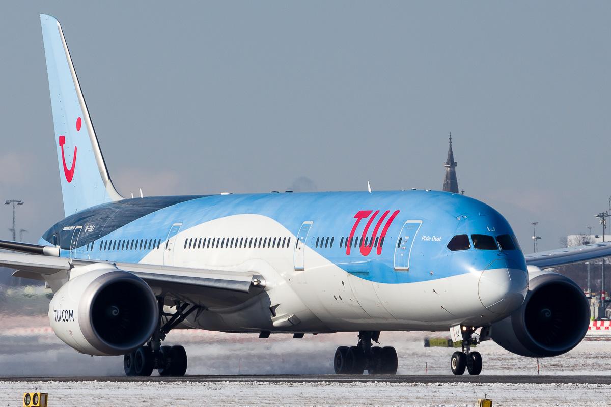 G-TUIJ | TUI Airways (UK) | Boeing 787-9 am Flughafen Stuttgart