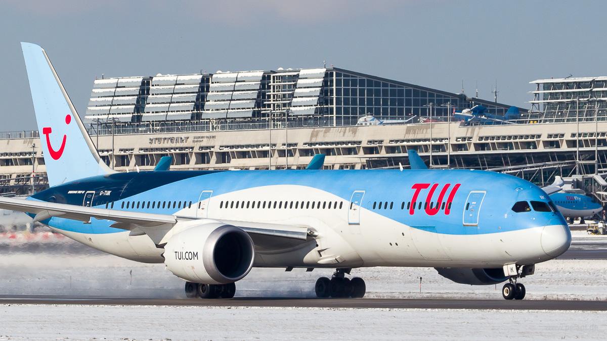 G-TUIK | TUI Airways (UK) | Boeing 787-9 am Flughafen Stuttgart