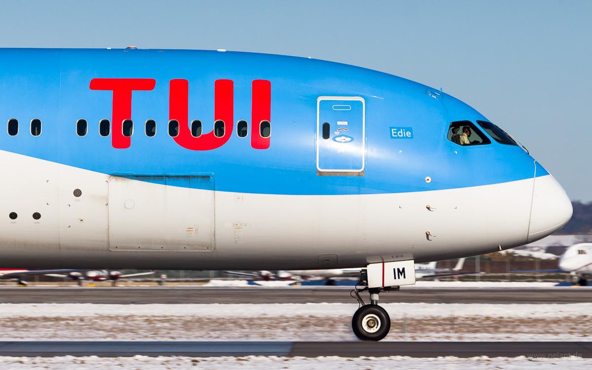 G-TUIM | TUI Airways (UK) | Boeing 787-9 am Flughafen Stuttgart