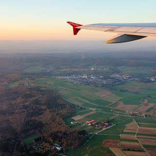 Luftaufnahme vom Siebenmühlental und Waldenbuch