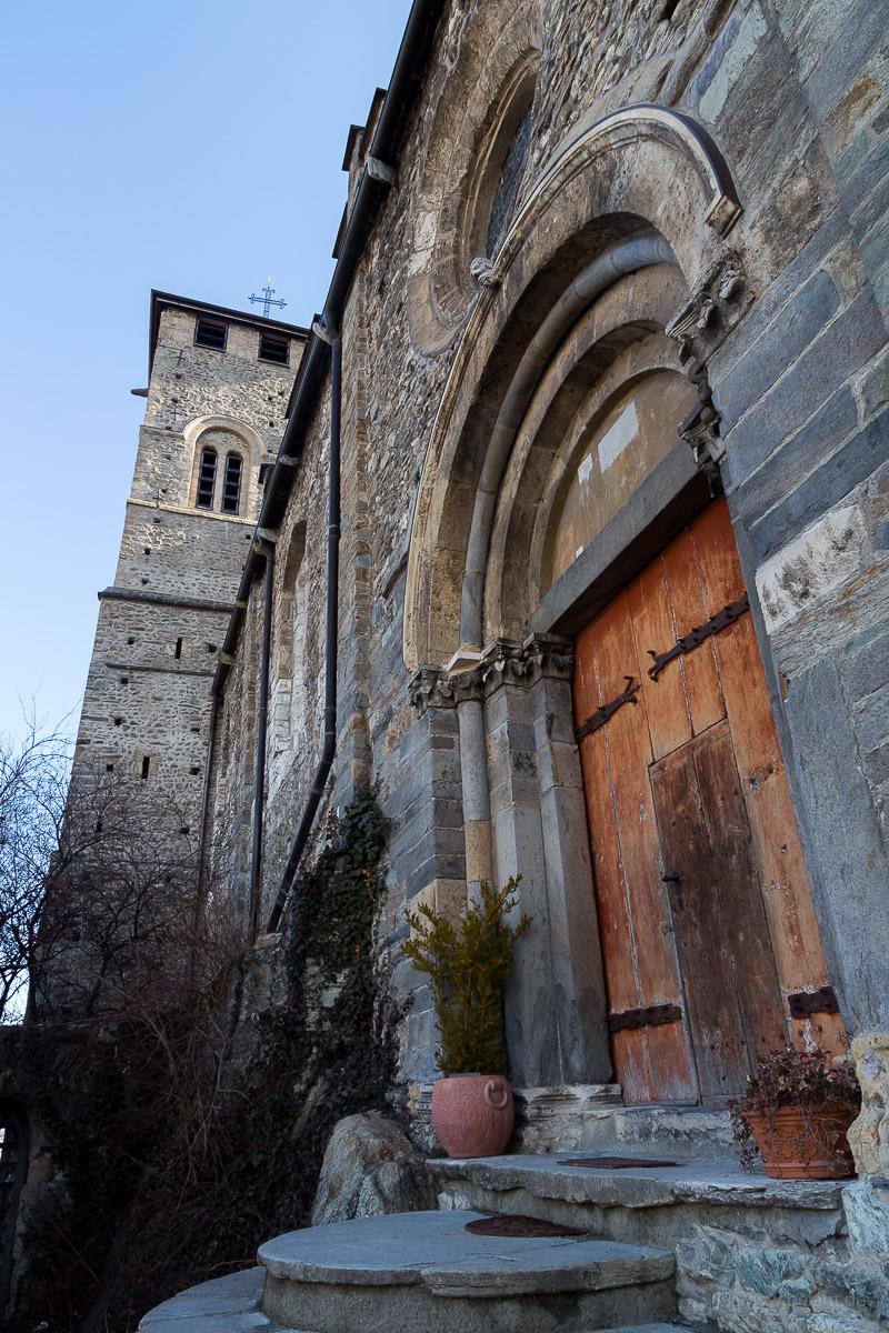 Basilique de Valère, Sion, Switzerland