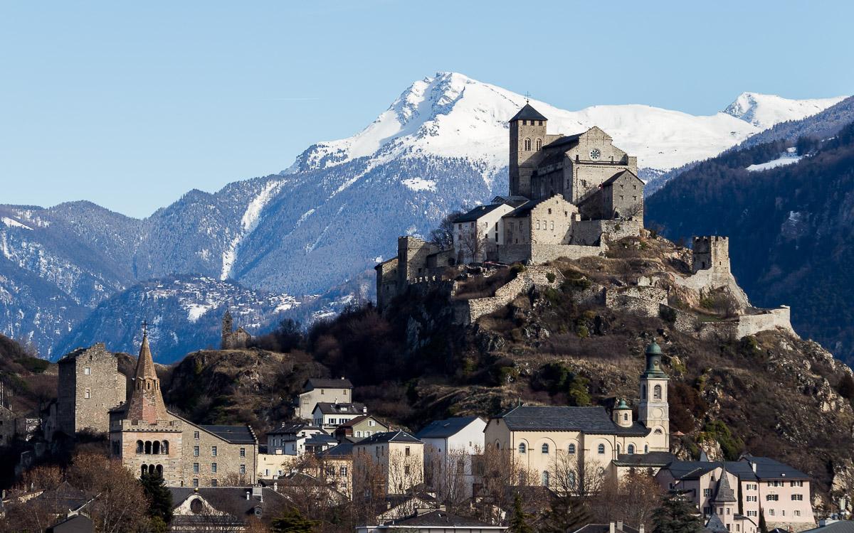 Valère, Sion, Valais, Switzerland