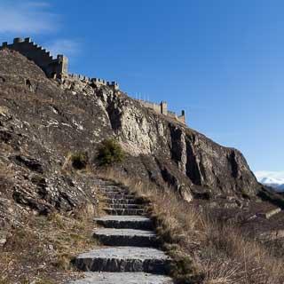 stairs to the Tourbillon