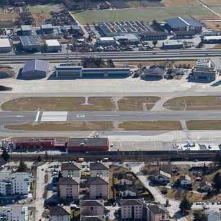 Flughafen Sitten