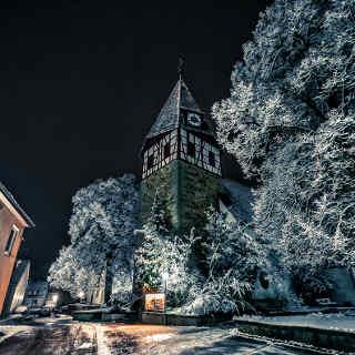 church of Walddorf